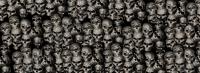 Wicked Skull Wall