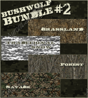Bushwolf Bundle Pack 2