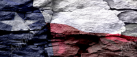 Texas Flag Rock