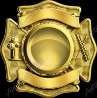 Firefighter Badge 6