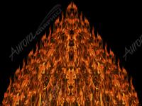 Natural Hood Flame 4