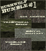 Bushwolf Bundle Pack 1
