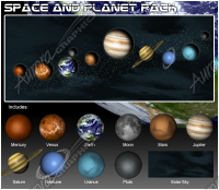 Space and Planet Pack