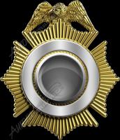 Firefighter Badge 4