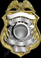Firefighter Badge 2