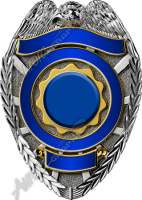 Police Badge 3