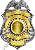 Police Badge 4