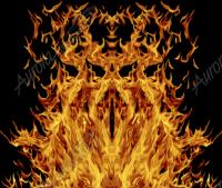 Natural Hood Flame 9