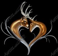 Whitetail Heart