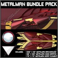 Metalman Bundle Pack
