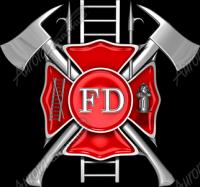 Fireman's Collage Chrome