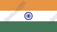Indian Flag Flat