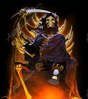 Reaper Hourglass