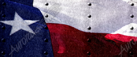 Texas Flag 1 Rivets