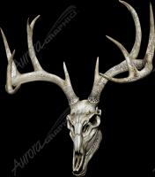 Buck Skull 3