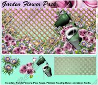 Garden Flower Pack