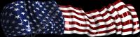 American Flag High Gloss