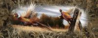 Ringneck Pheasant Full Size Tailgate