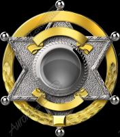 Sheriff Badge 1