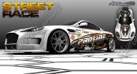 Street Race Poster 2