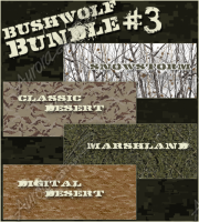Bushwolf Bundle Pack 3