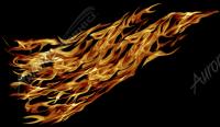 Natural Flame 10