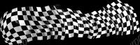 Checkered Flag High Gloss