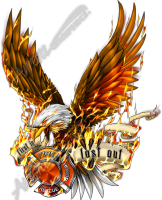 Firefighter Eagle