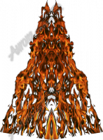 Natural Hood Flame 5