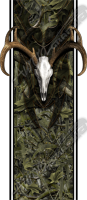 Buck Skull Camo Bed Band