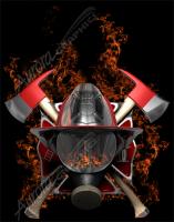 Firefighter Flames
