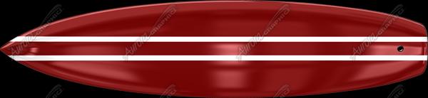 Surfboard Sign Blank