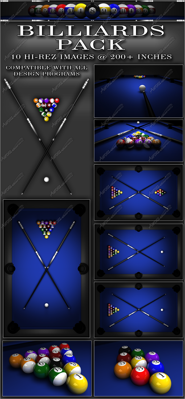 Billiards Pack