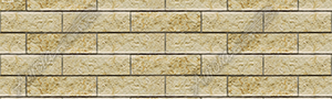 Blonde Stone Wall