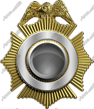 Firefighter Badge 4
