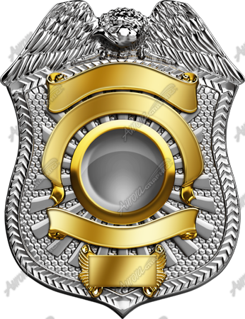 Police Badge 1