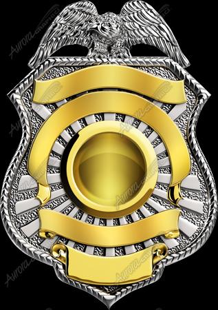 Police Badge 4