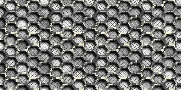 Diamond Plate Camo 2