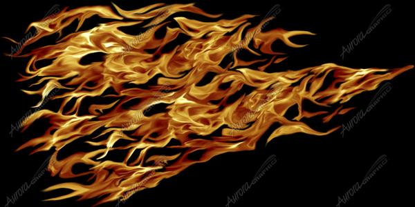 Natural Flame 7