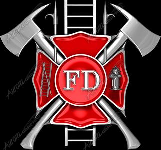 Fireman\'s Collage Chrome