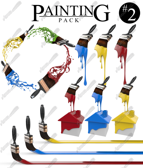 Painting Pack 2
