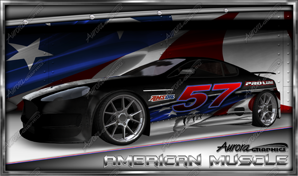 American Muscle Poster 2