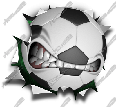 Soccer Ball Rip