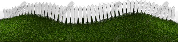 Picket Fence Lawn