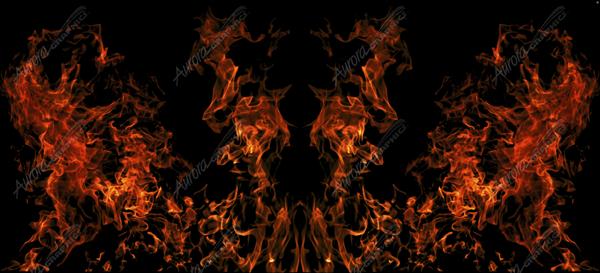 Bonus Hood Flame 2