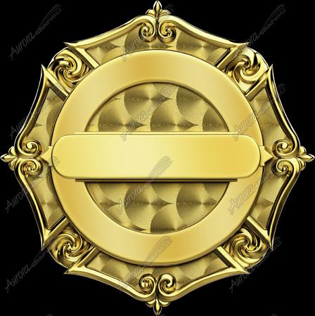 Firefighter Badge 3