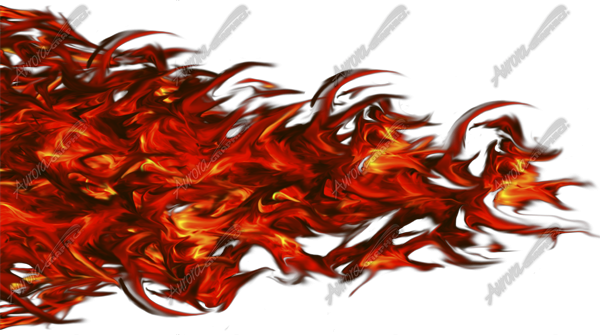 Natural Flame 1