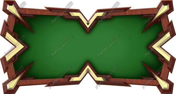 Billiards Sign Blank